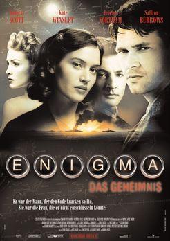 Enigma - Das Geheimnis - ENIGMA - DAS GEHEIMNIS - Bildquelle: Senator Film