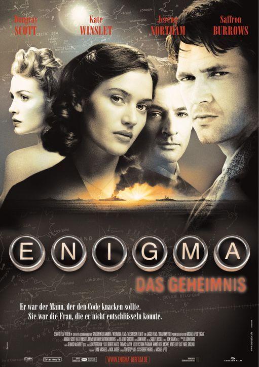 ENIGMA - DAS GEHEIMNIS - Bildquelle: Senator Film