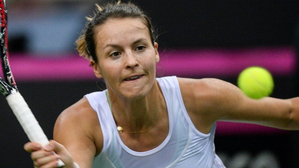 Tatjana Maria gewann das Finale glatt in zwei Sätzen - Bildquelle: AFPSIDMAXIM MALINOVSKY