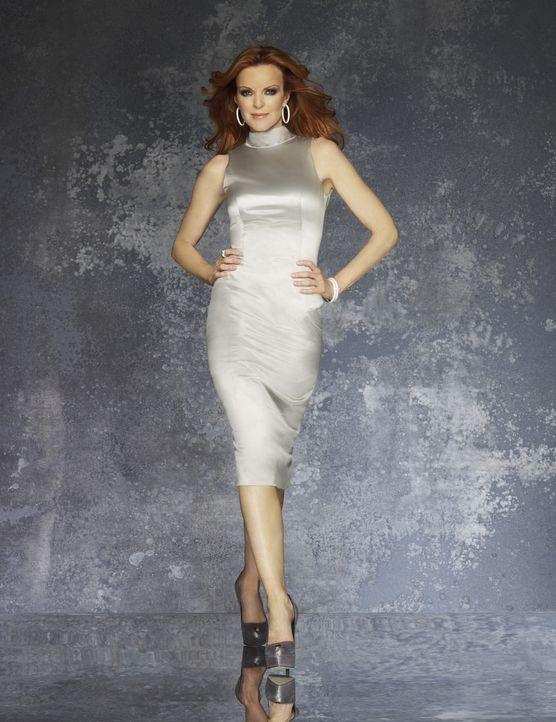 (8. Staffel) - Spielt die perfekte Hausfrau, doch hinter ihrer Fassade ereignen sich Dramen: Bree (Marcia Cross) ... - Bildquelle: ABC Studios