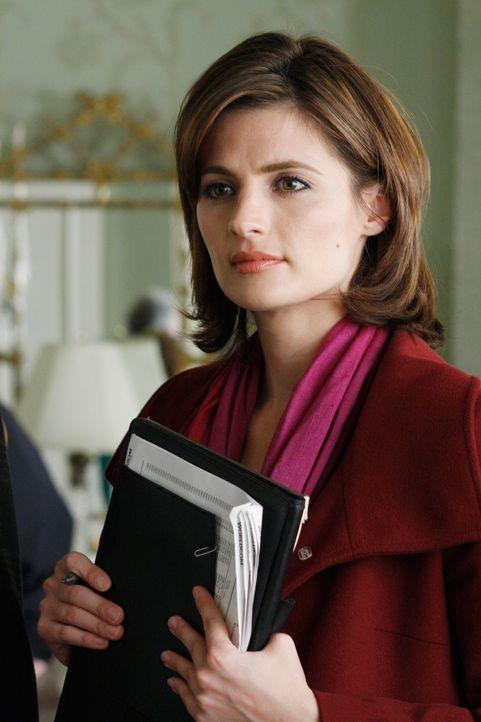 Als Richard Castle sich ganz offensichtlich für eine andere Frau interessiert, empfindet Kate Beckett (Stana Katic) plötzlich etwas wie Eifersucht .... - Bildquelle: ABC Studios