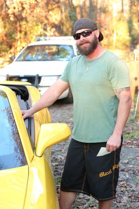 Kann Treehouse Ka-V (Foto) den Baumhaus-Traum von John Shea in Florida erfüllen? Der Polizist wünscht sich für seine Frau und sich einen gemütlichen... - Bildquelle: 2015, DIY Network/Scripps Networks, LLC. All Rights Reserved.