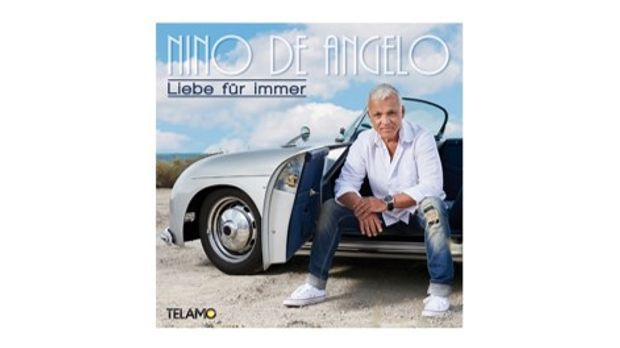 Nino de Angelo mit seinem neuen Album