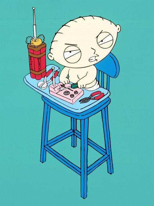 (4. Staffel) - Mit seinen Eltern brabbelt Stewie in Babysprache, aber die Zuschauer verstehen ihn als das Mutter hassende Mastermind, das er ist ... - Bildquelle: TM +   2005 Twentieth Century Fox Film Corporation. All Rights Reserved.