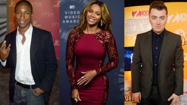 Grammy Awards 2015: Diese Favoriten gehen ins Rennen