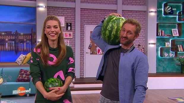 Endlich Feierabend! - Endlich Feierabend! - Klaas Heufer-umlauf Und Der Glückliche Melonen-mann