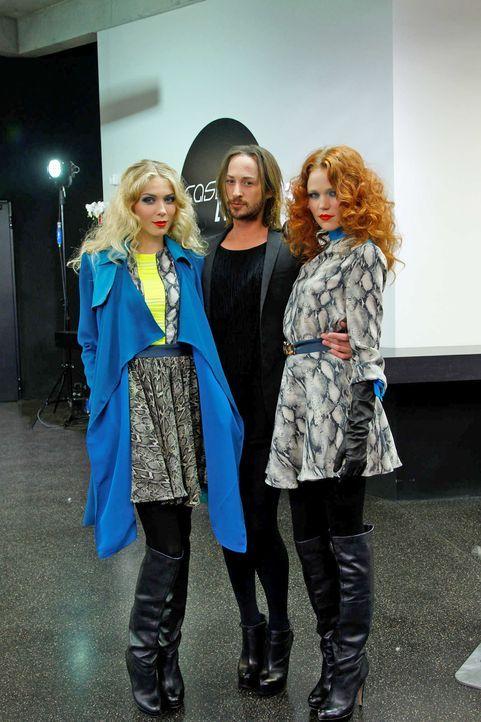 Fashion-Hero-Epi04-Show-08-Pro7-Richard-Huebner - Bildquelle: Pro7 / Richard Hübner