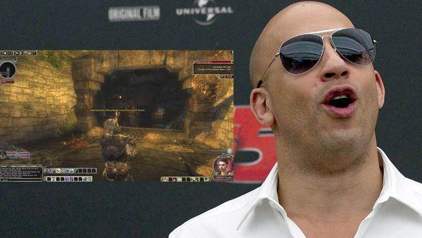 Vin Diesel DAD