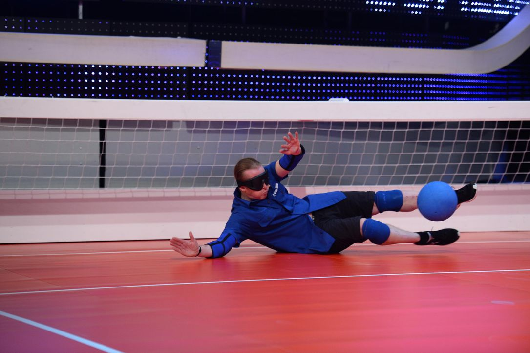 SdS23_Goalball-01 - Bildquelle: © Willi Weber / BRAINPOOL