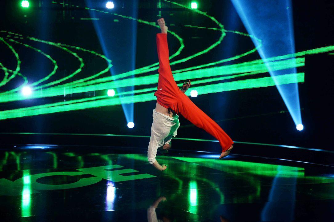 Got-To-Dance-Oleg-05-SAT1-ProSieben-Willi-Weber - Bildquelle: SAT.1/ProSieben/Willi Weber