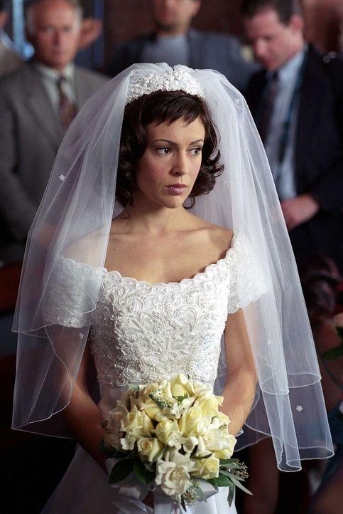 Phoebe (Alyssa Milano) ist im Heiratsstress: Die Hochzeit soll der schönste Tag ihres Lebens werden und keinesfalls durch dramatische Zwischenfälle... - Bildquelle: Paramount Pictures