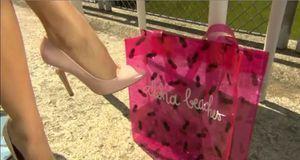 taff Trend 8.6. Barbie Schuhe und Tasche