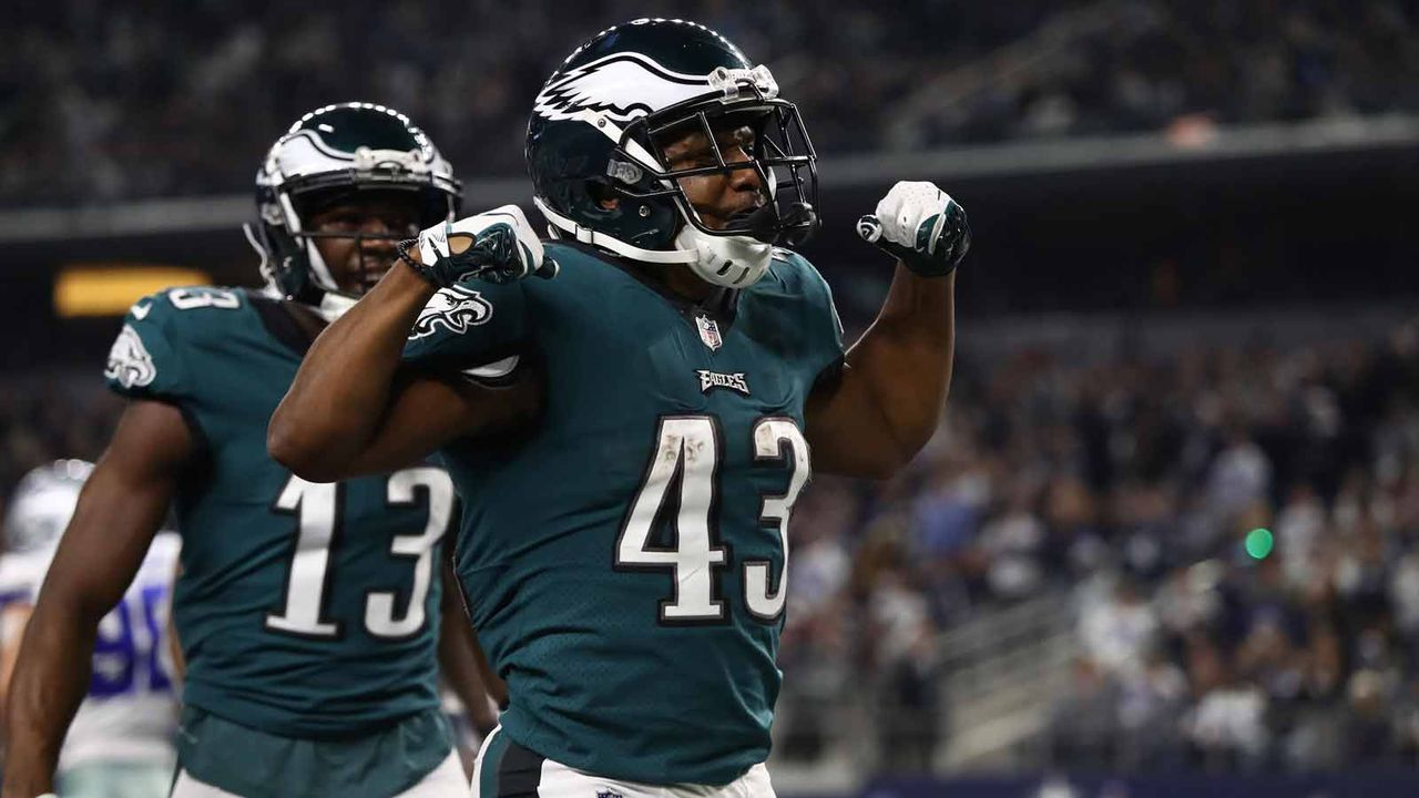 Darren Sproles (Running Back) - Bildquelle: getty
