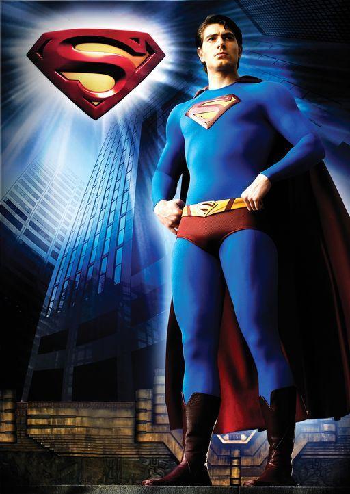 Nachdem Superman (Brandon Routh) die Überreste seines zerstörten Heimatplaneten erforscht hat, erkennt er, dass er der einzige Überlebende von Krypt... - Bildquelle: Warner Brothers International Television Distribution Inc.
