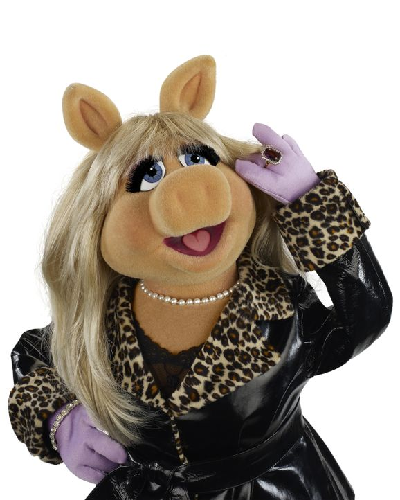 (1. Staffel) - Miss Piggy ist die ultimative Diva - und doch steckt unter ihren harten Schale ein weicher Kern ... - Bildquelle: John E. Barrett ABC Studios