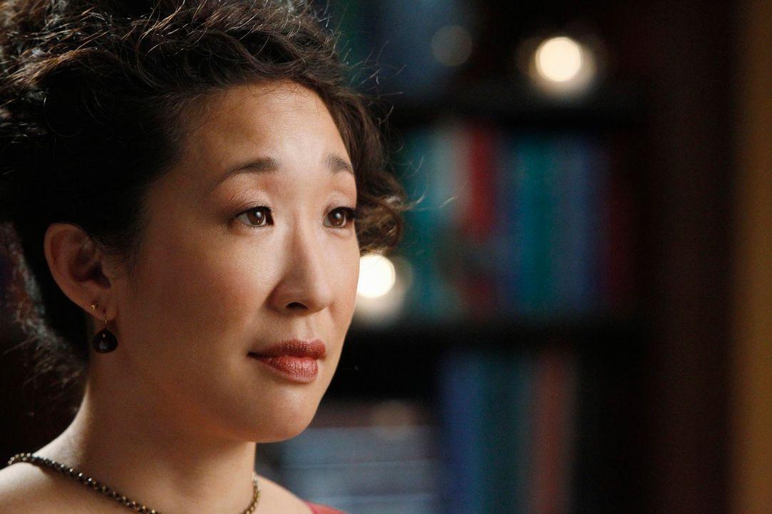Nach dem Amoklauf steht Cristina (Sandra Oh) noch immer unter Schock. Doch privat wagt sie einen neuen Schritt ... - Bildquelle: ABC Studios