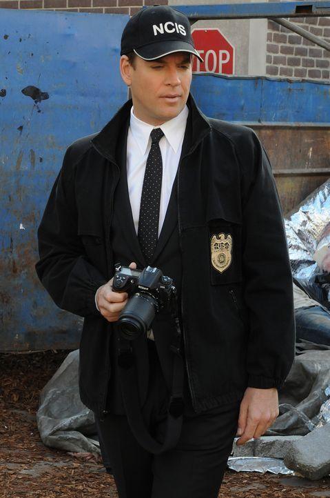 Gemeinsam mit seinen Kollegen versucht Tony (Michael Weatherly), einen Mord aufzuklären ... - Bildquelle: CBS Television