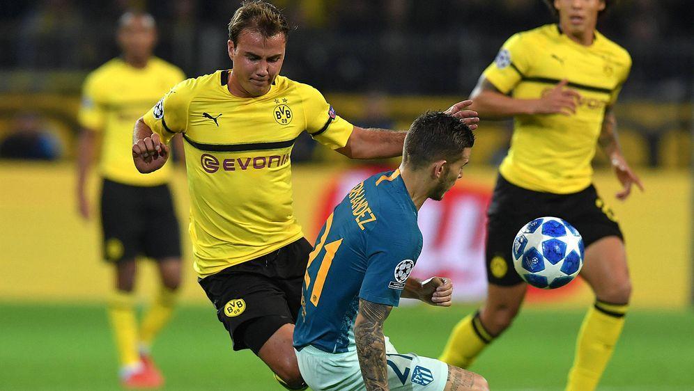 Atletico Madrid Gegen Borussia Dortmund Live Im Tvstream Ticker