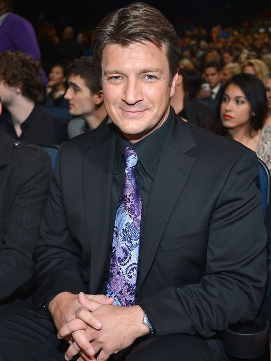Nathan-Fillion-2013-1-9-getty-AFP-3 - Bildquelle: getty AFP