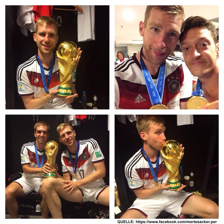 wm-per-mertesacker-Facebook - Bildquelle: https://www.facebook.com/mertesacker.per