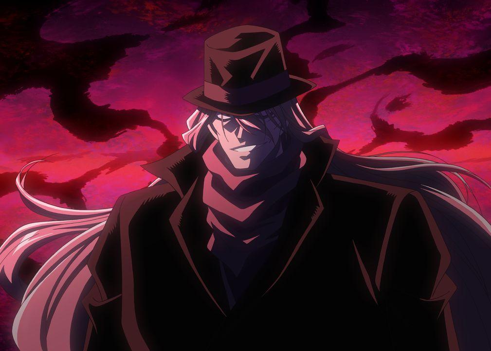 Tödliche Gefahr für Conan: Gin (Bild), der ein zentrales Mitglied der Organisation ist, scheut kaltblütig vor nichts zurück, um seinen Auftrag endli... - Bildquelle: GOSHO AOYAMA / DETECTIVE CONAN COMMITTEE