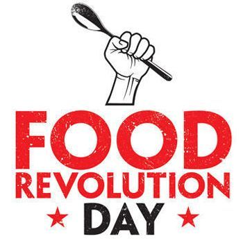 Food Revolution Day Logo klein