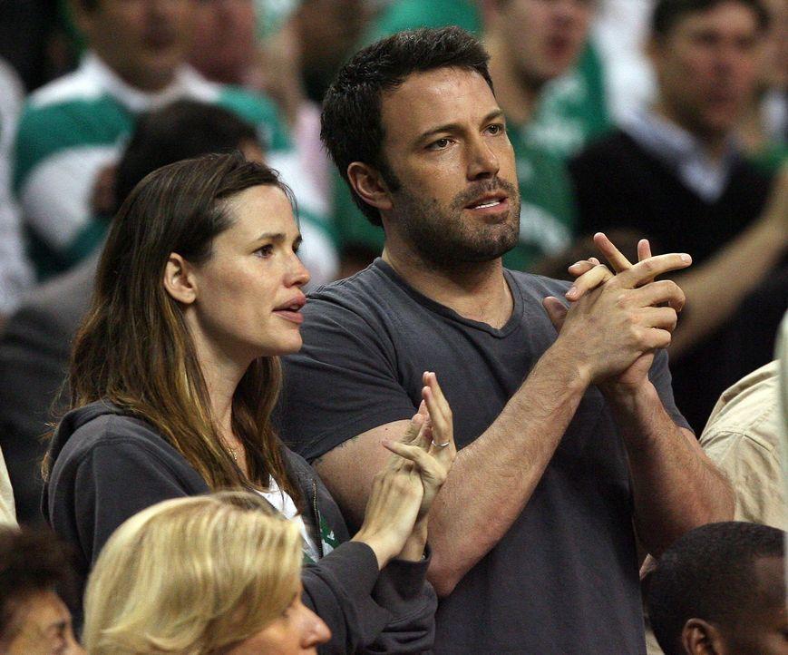 Jennifer Garner und Ben Affleck - Bildquelle: AFP