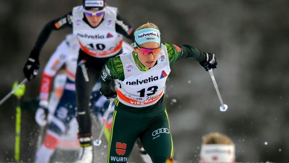 10-km-Rennen: Nicole Fessel nicht dabei - Bildquelle: AFPSIDFABRICE COFFRINI