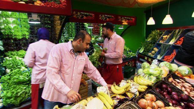 Der türkische Supermarkt