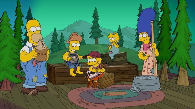 Der Wandel zur Waldorfschule zeigt seine Wirkung schnell: (v.l.n.r.) Homer, B...
