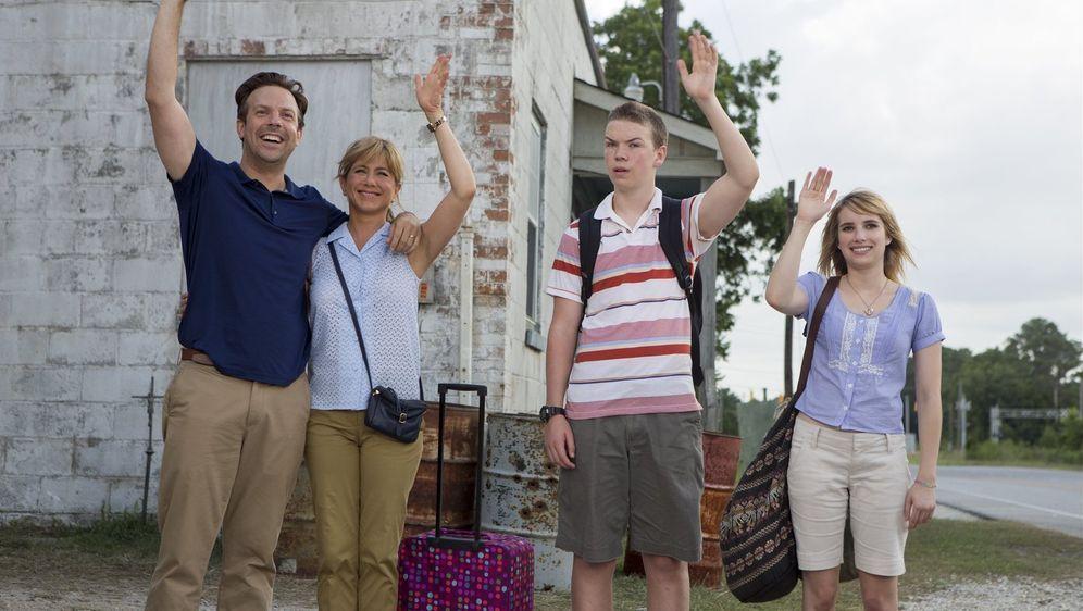 Wir sind die Millers - Bildquelle: 2013 Warner Brothers.  All rights reserved.
