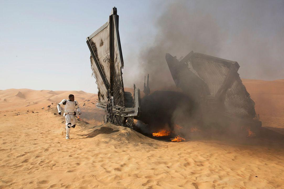 Star-Wars-Das-Erwachen-der-Macht-23-Lucasfilm - Bildquelle: Lucasfilm 2015