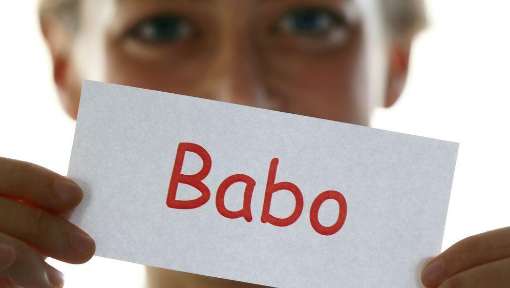 Babo - Das Jugendwort 2013 - Bildquelle: dpa
