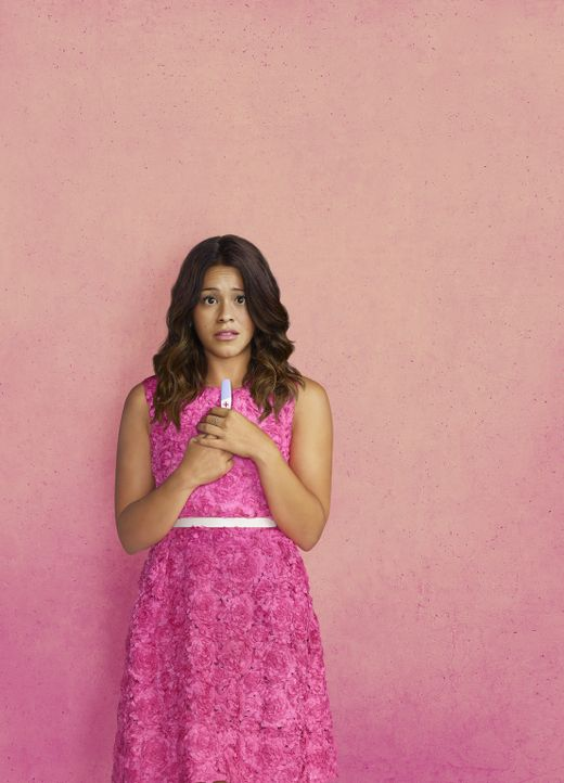 (1. Staffel) - JANE THE VIRGIN - Artwork - Bildquelle: 2014 The CW Network, LLC. All rights reserved.