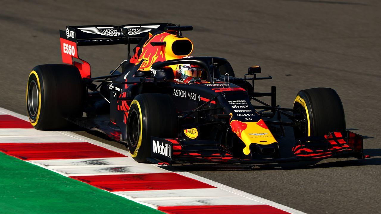 Platz 3: Red Bull Racing - Bildquelle: Getty
