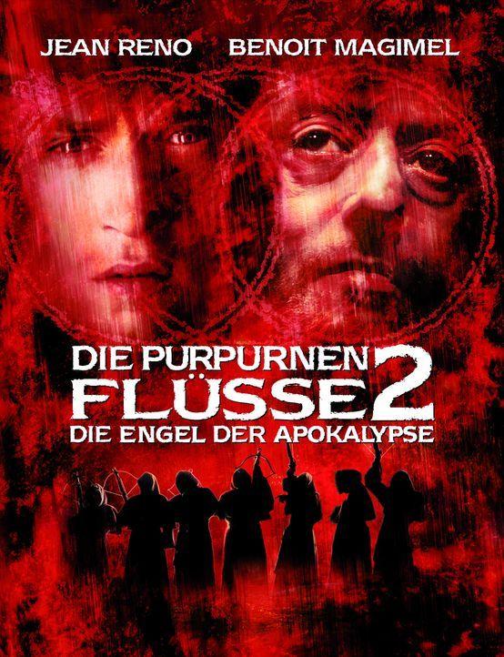 Die purpurnen Flüsse 2 - Die Engel der Apokalypse mit Jean Reno, r. und Benoit Magimel, l. - Bildquelle: Tobis Film GmbH & Co. KG
