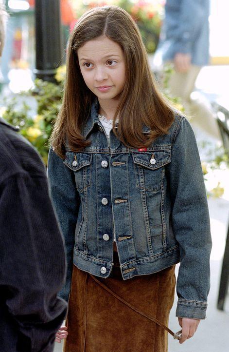 Ruthie (Mackenzie Rosman) ist entsetzt als sie ihren Freund Peter mit einer Zigarette erwischt ... - Bildquelle: The WB Television Network