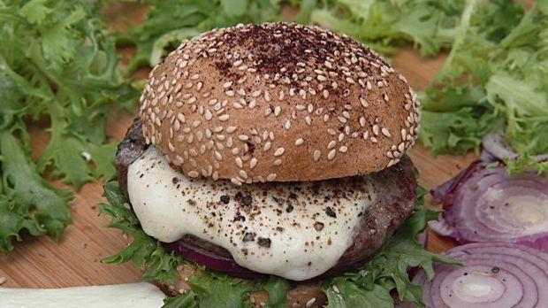 Rezept ALt Büffelburger
