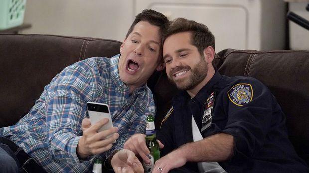 Will & Grace - Will & Grace - Staffel 9 Episode 11: Der Floh Im Ohr