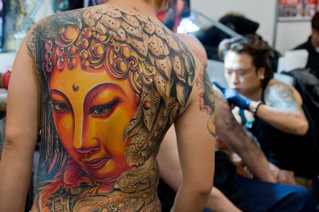 Tattoo4_dpa - Bildquelle: dpa