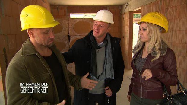 Im Namen Der Gerechtigkeit - Im Namen Der Gerechtigkeit - Staffel 1 Episode 28: Mobbing Am Bau