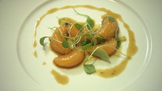 Portulak Clementinen Salat