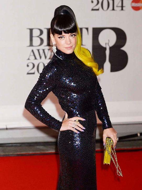 Brit-Awards-Lily-Allen-14-02-19-dpa - Bildquelle: dpa