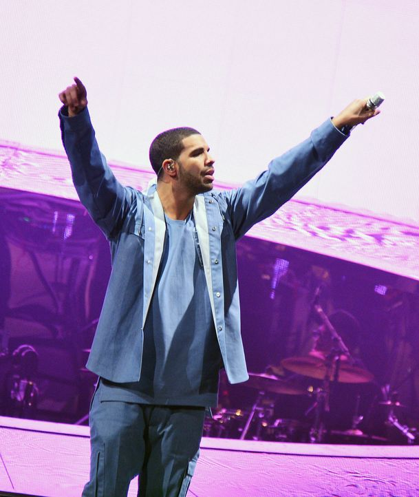 Drake-13-10-28-getty-AFP - Bildquelle: getty-AFP