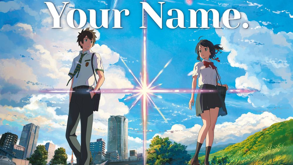 Your Name. Gestern, heute und für immer - Bildquelle: 2016 TOHO CO., LTD. / CoMix Wave Films Inc. / KADOKAWA CORPORATION / East Japan Marketing & Communications,Inc. / AMUSE INC. / voque ting co.,ltd. /