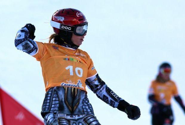 Platz zwei für Ramona Hofmeister im Teamwettbewerb