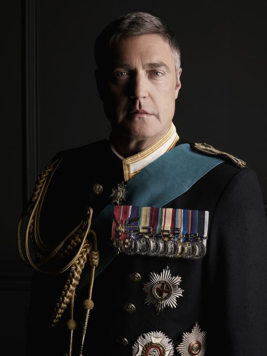 The Royals - Die Bilder zur neuen ProSieben Serie - King Simon - Vincent Regan - Bildquelle: 2014 E! Entertainment Media LLC/Lions Gate Television Inc.