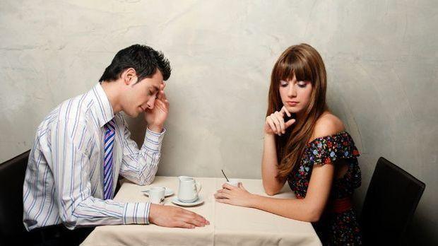 No-Gos beim ersten Date