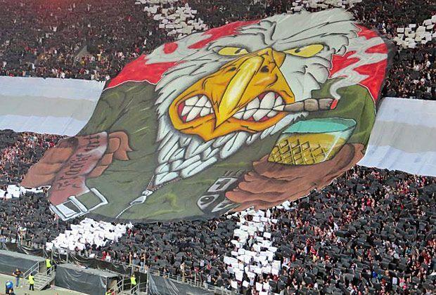 Eintracht Frankfurt - Bildquelle: twitter / Eintracht Frankfurt