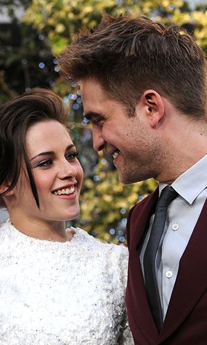 Robert Pattinson und Kristen Stewart als Paar - Bildquelle: AFP
